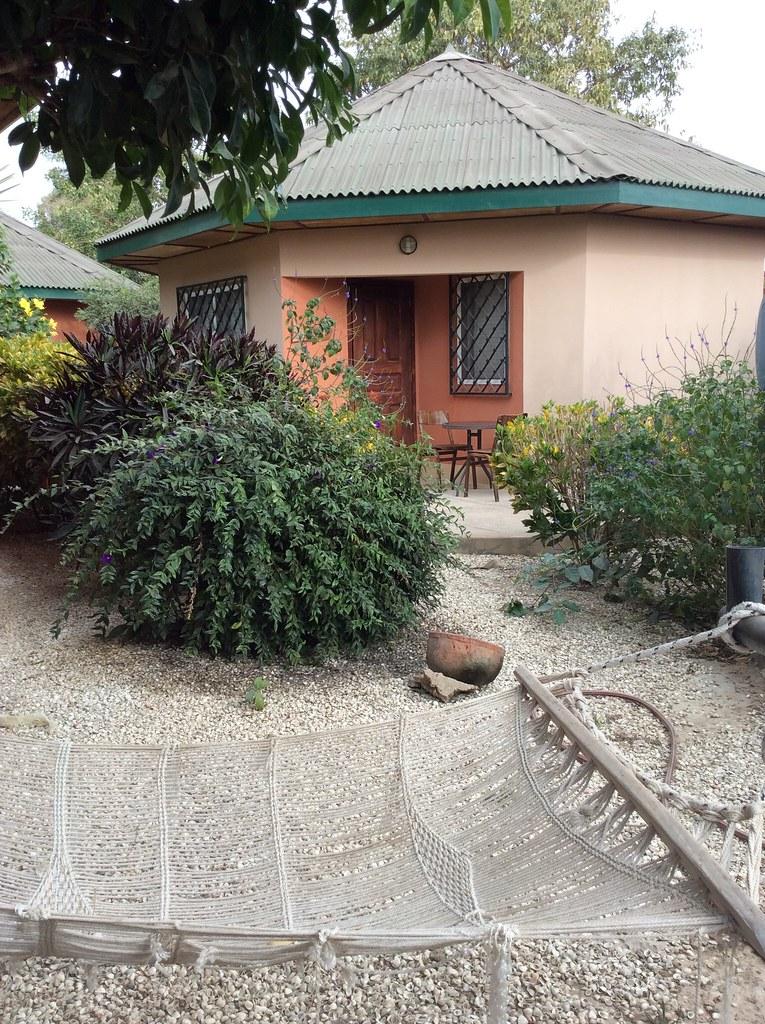 Farakunku Round House  Gambia