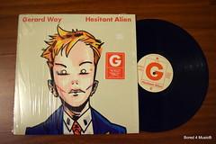 Vinyl Porn: Hesitant Alien (2014)