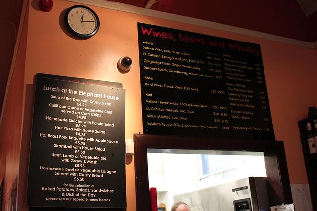 愛丁堡17度C象屋喝咖啡 (18)