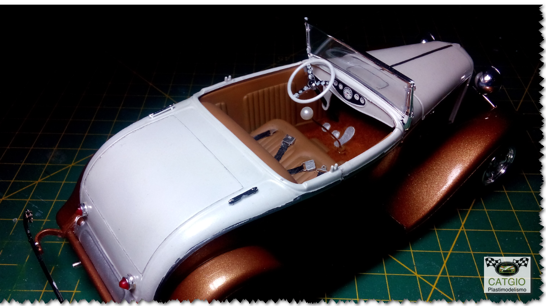 Ford 1932 - Hot Rod >>> Finalizado 07/03/2015 - Página 2 16529414830_ae61f13149_o