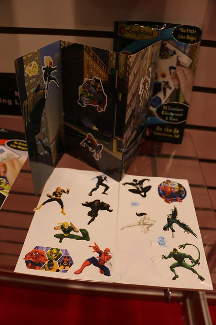 Colorforms - New York Toy Fair 2015