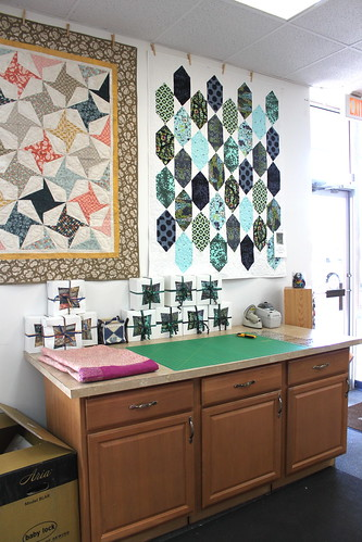 what it's like to {own a quilt shop}