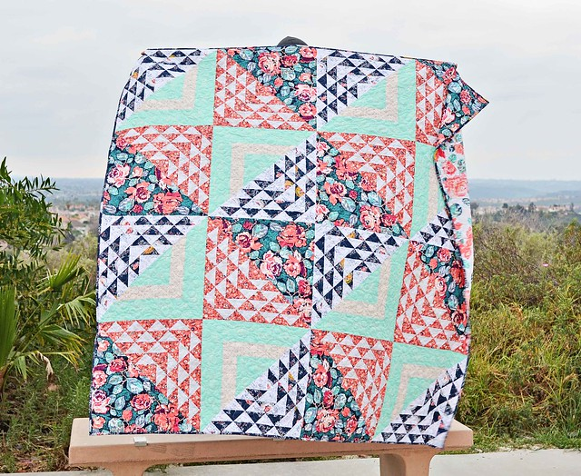Recollection Birchen Quilt