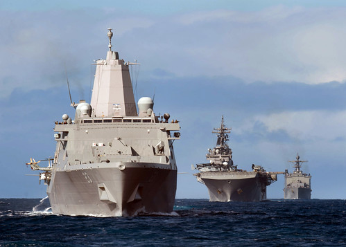 U.S. Navy, Marine Corps to Participate in Joint Seabasing Exercise