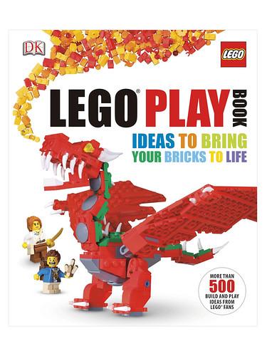 DK LEGO Play Book