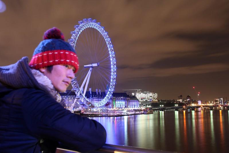 London eye-倫敦眼-大笨鐘-17度C英國隨拍 (4)