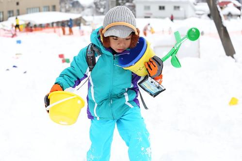 天使格蘭飯店雪上遊樂園