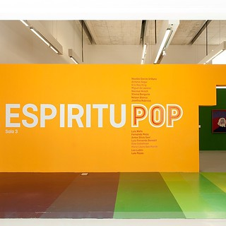 Exhibition 'El Espíritu Pop' at the Museum of Contemporary Art of Buenos Aires by Morales / Gemin / Cendoya — Ciutadella in use. http://on.be.net/1A9KmR5
