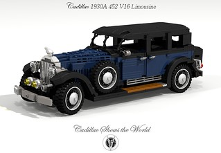 Cadillac 1930 452A V16 Fleetwood Limousine (Chassis 700280)