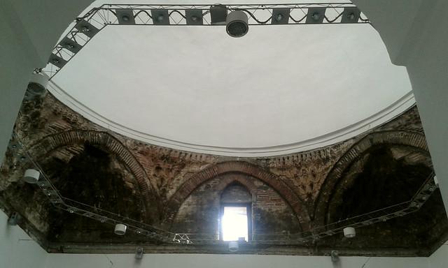 Daut Pasha Hammam interior