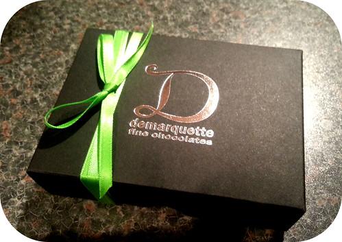 Demarquette African Queen Chocolates