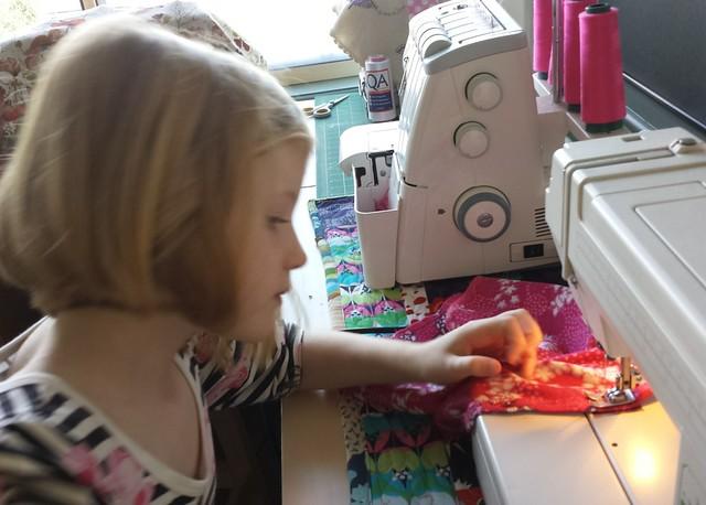 Stella sews: removing pins