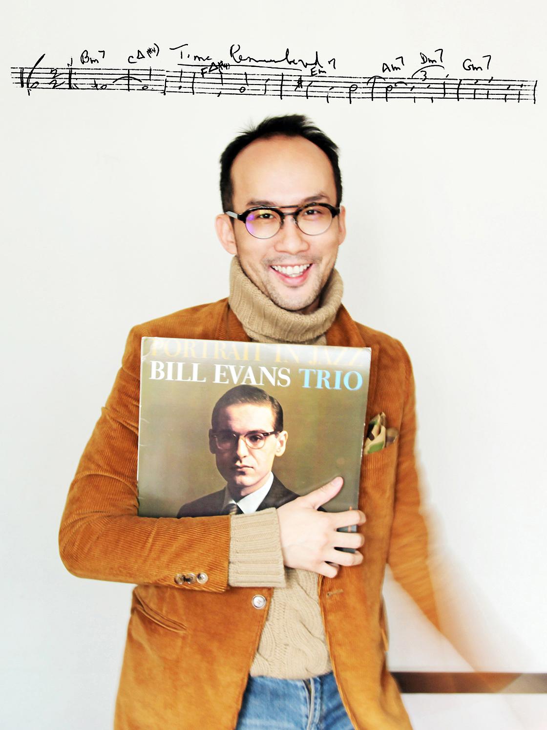 bill evans & me 2