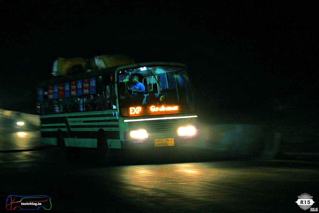 TN23 N 2176 Ve/KBD #303 Hosur - Chennai Express