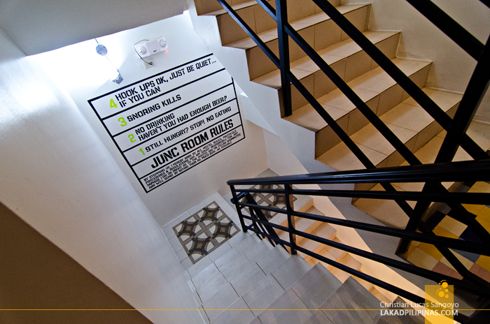 Junction Hostels House Rules in Makati City