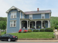 Pierce Loving Winter House-Ralph Turpin House