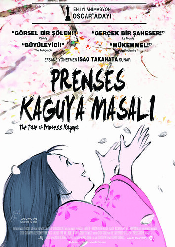 Prenses Kaguya Masalı - The Tale of the Princess Kaguya (2015)