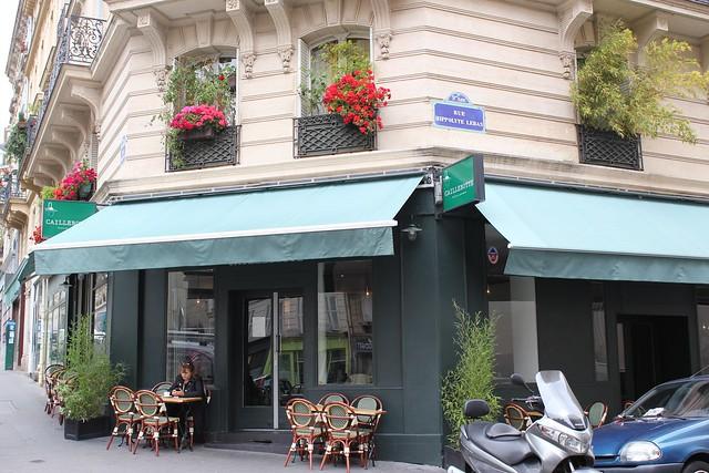 restaurante caillebotte paris