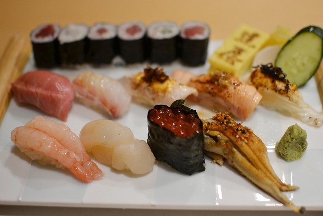Lunch Set, Tatsuya