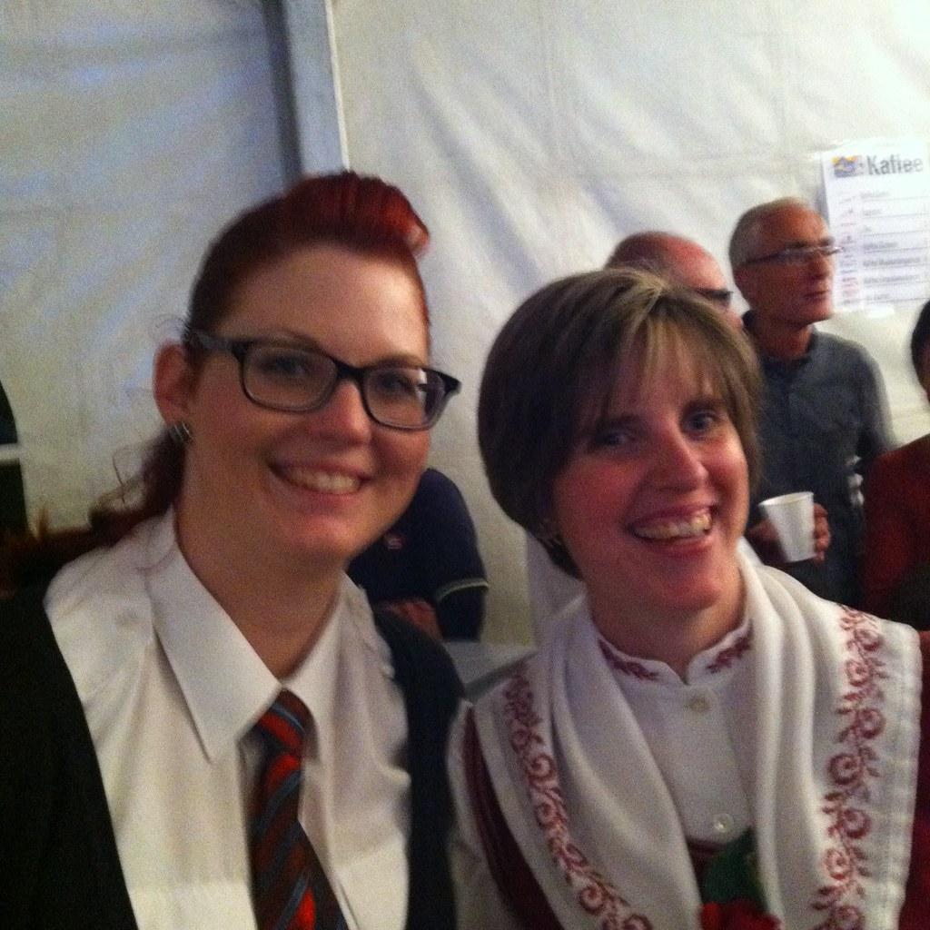 2014 Bezirksmusikfest in Glis