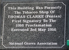 Photo of Grey plaque number 41540