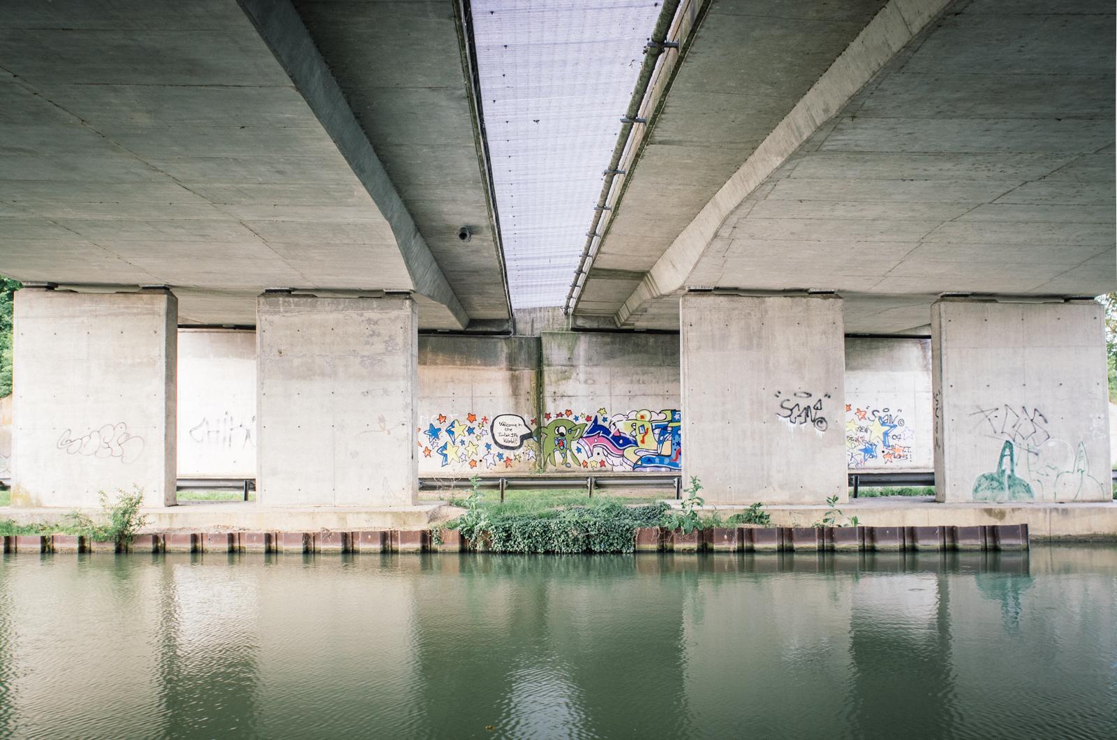 Le long du canal du Tarn - Carnet de voyage Tarn-et-Garonne