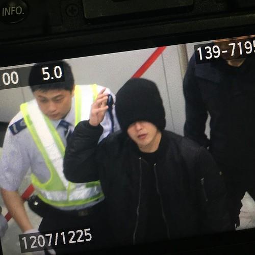 BIGBANG departure Macao to Seoul 2015-10-26 g.aho (3)