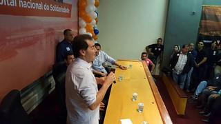 Solidariedade confirma Amaro Neto como candidato a prefeito de Vitória