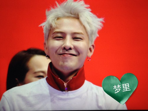 G-Dragon - Kappa 100th Anniversary Event - 26apr2016 - favorsugd - 05