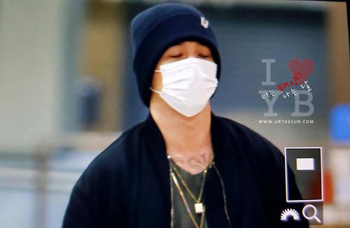 Big Bang - Incheon Airport - 03dec2015 - Urthesun - 01