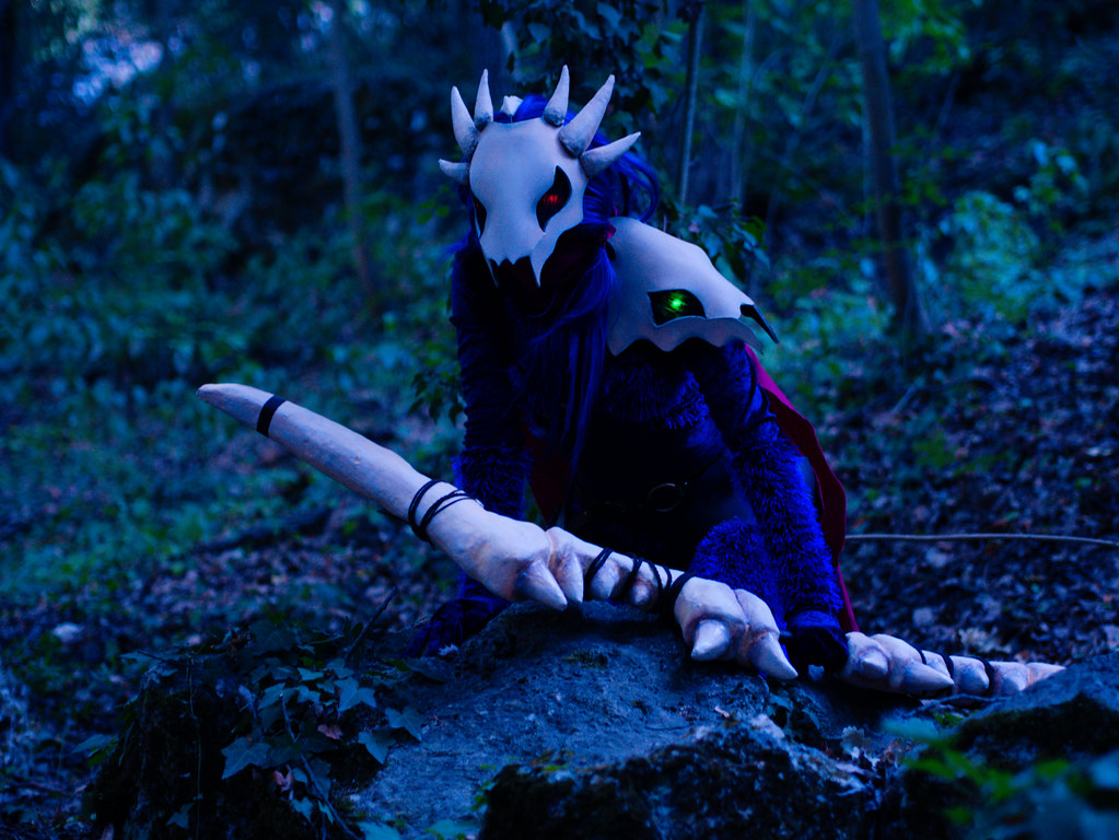 related image - Shooting Kindred - League of Legends - Bords de la Luynes - Gardanne - 2016-08-21- P1540117