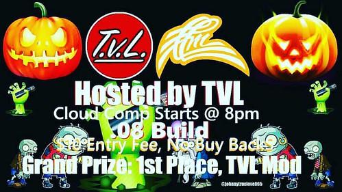 Tonite at @ccmcustommods 8:00PM  @marlow_tvlsquad and @docpheelgood_tvl will be there. Come down and hang with the TVL Squad. Fun, Prizes and Suprizes!!!!☆☆☆☆☆☆☆ #vape #vapeon #vaping #vapefam #vapelife #vapelyfe #vapecommunity #vapestagram #ecig #ecigrel
