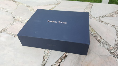 กล่อง Zenfone 3 Ultra