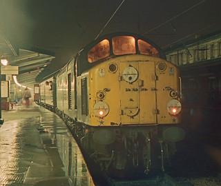40015 Preston 28th January 1984.