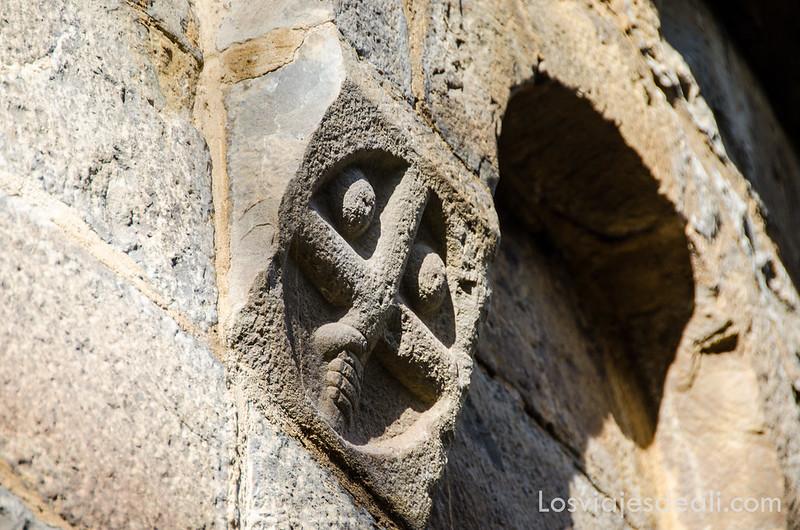 ermita de San Adrián de Sasabe en la Jacetania