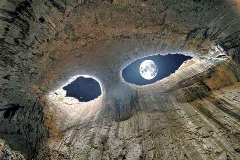 The Eyes of God - Prohodna Cave - Bulgaria