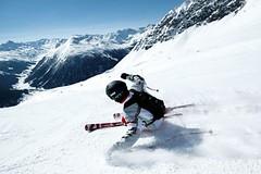 Úrazy na lyžích: opravdu žádná jatka
