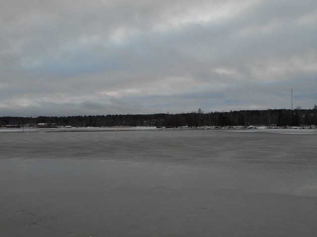 Uudenvuodenaaton suojasää 31.12.2014 Hämeenlinna A