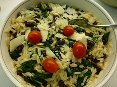 Orzo Pasta Dish