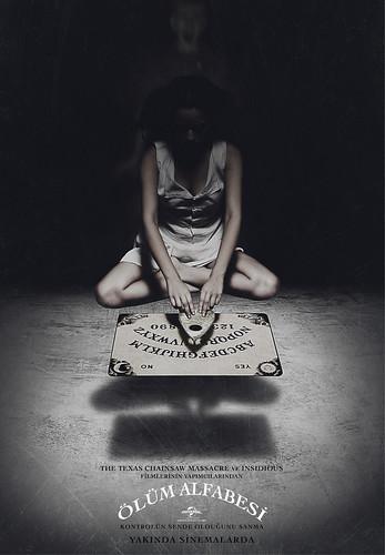Ölüm Alfabesi - Ouija