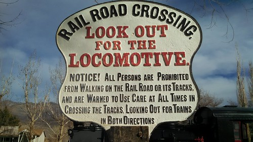 Look Out for the Locomotive