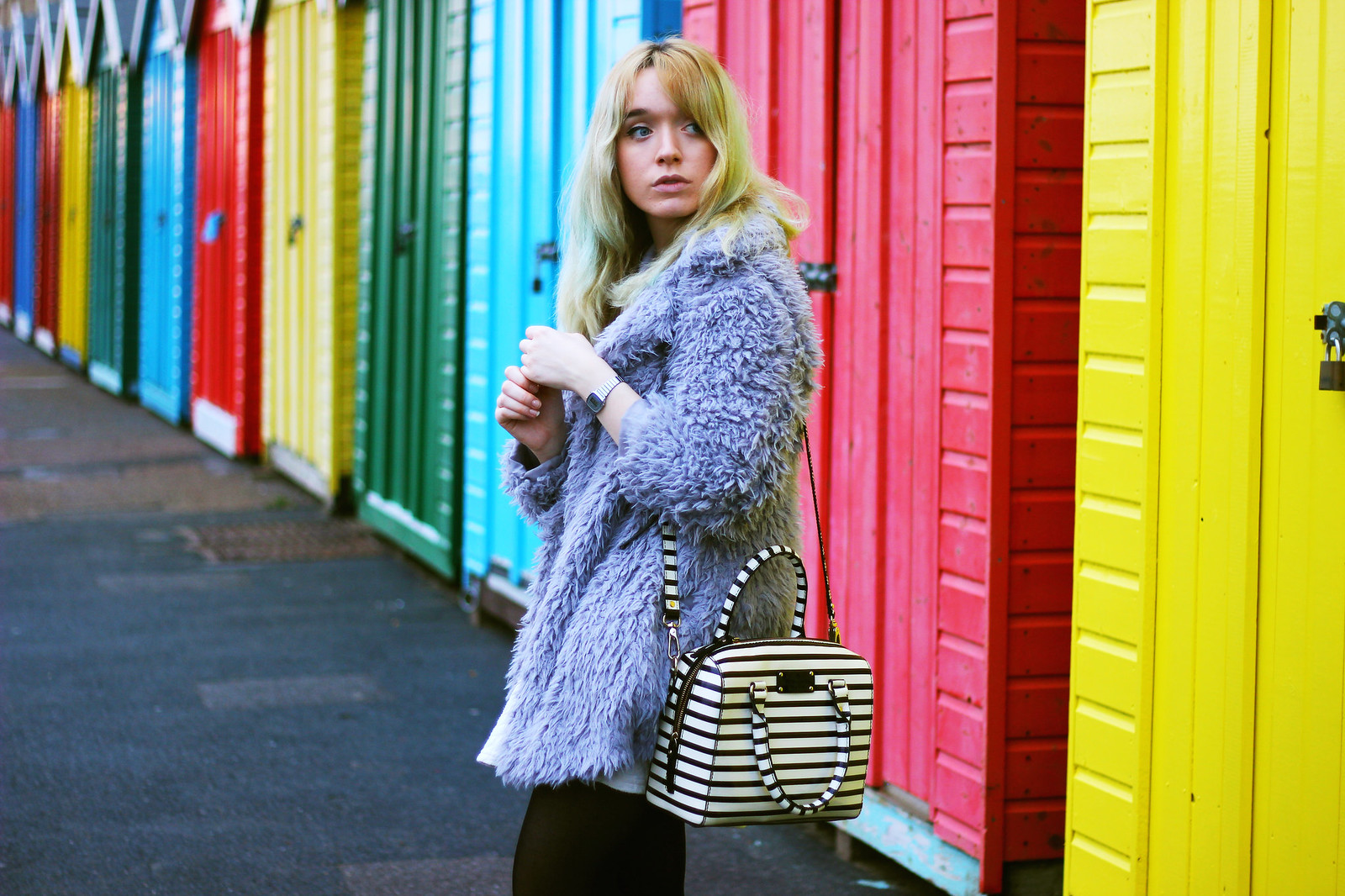 5ootd, pastel_outfit, girly, fluffy_coat, blogger_style, trend