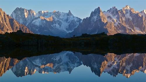france alpes lac panasonic reflet paysage montagnes hautesavoie lacdeschéserys dmclx5 névépatchouli