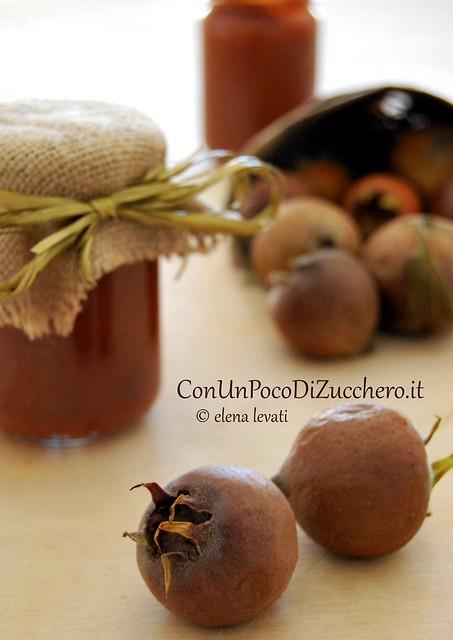 Confettura di nespole italiane al miele 2