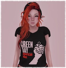 every day is green day :3