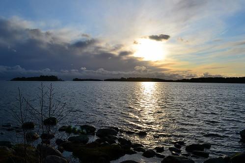 november autumn sea finland geotagged helsinki balticsea u helsingfors fin vuosaari uusimaa uutela nyland 2011 201111 20111126 geo:lat=6019694900 geo:lon=2516027100