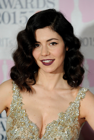 Marina and the Diamonds - Brit Awards 2015 Gallery