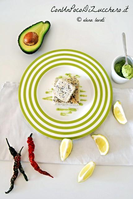 Terrina di merluzzo - Codfish terrine