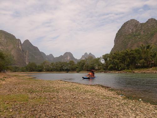 Balade sur la rivière Li