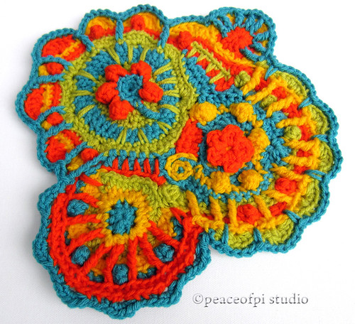 Crochet Scrumble